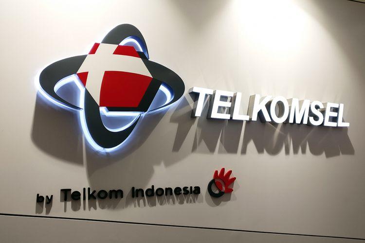 Ilustrasi logo Telkomsel