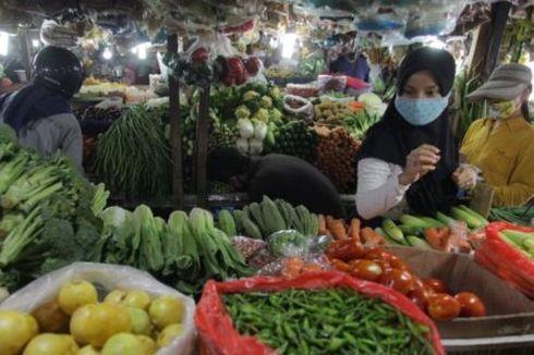 Wagub DKI: 79 Pedagang Positif Covid-19, 12 Pasar di Jakarta Ditutup Sementara