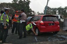 Polisi Periksa Dua Perusahaan Terkait Kecelakaan Beruntun di KM 91 Tol Purbaleunyi