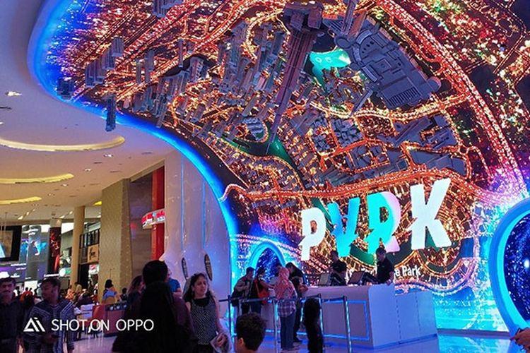 Keindahan VR Park Dubai, diambil dengan OPPO R17 Pro