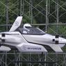 Mobil Terbang Berpenumpang Pertama di Jepang Sukses Diuji Coba