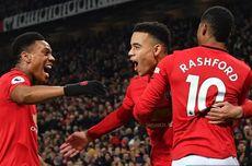 Comeback Lawan Newcastle, Man United Tunjukkan Pemainan Terbaik
