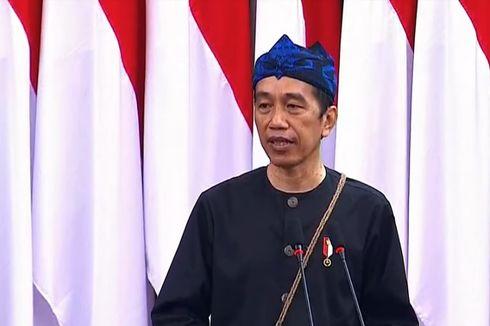Jokowi: Perlu Ada Peningkatan Pendapatan Negara Menjadi Rp 1.840,7 Triliun pada 2022