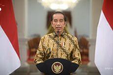 Jokowi: Mari Bergandengan Tangan, Rapatkan Barisan, Bersama-sama Hadapi Pandemi Covid-19