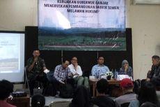 ICW Minta KPK Awasi Sengketa Pendirian Pabrik Semen di Rembang