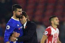 Diego Costa: Antonio Conte Tidak akan Bertahan Lama jika Latih Real Madrid