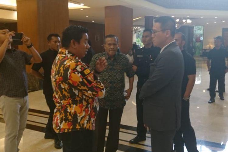 DPP Ormas MKGR Berang Bamsoet Hadiri Acara Ilegal