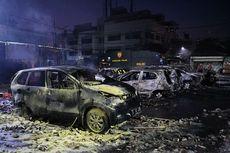 4 Poin Penjelasan Polisi soal Penjarahan dan Pencurian Senjata dan Uang di Mobil Brimob