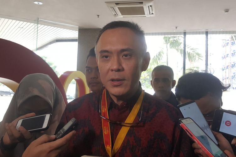 Direktur Utama sekaligus CEO Indosat Ooredoo, Joy Wahjudi.