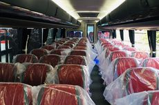 Kenapa Jumlah Bangku Bus Lebih Banyak di Sisi Kanan?