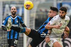 Inter Milan Vs Cagliari, Nerazzurri Harus Puas dengan Hasil Imbang