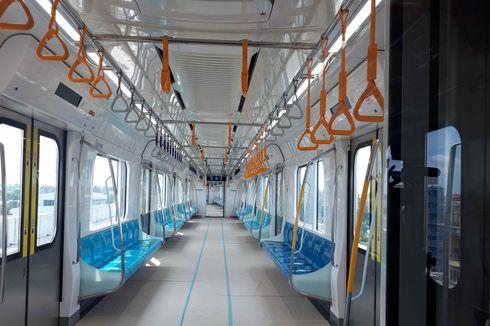 Sensasi Naik Kereta MRT Jakarta, Tepat Waktu dan Tak Ada Suara Bising