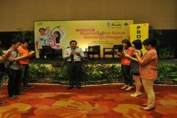 Seminar nasional yang diadakan Prodia di beberapa kota besar di Indonesia.
