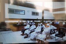 Rizieq Shihab Curhat ke Majelis Hakim Saat Sidang Kasus Kerumunan, Mengaku Kelelahan dan Kepanasan di Penjara