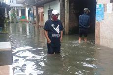 Hujan Guyur Jakarta sejak Semalam, Sejumlah Titik di Jakbar Tergenang Air