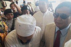 Prabowo Hadiri Pertemuan Kedua Ulama GNPF