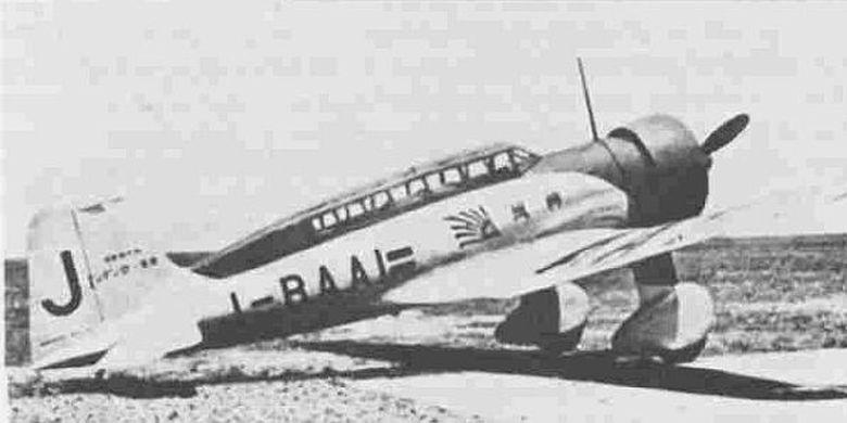 Pesawat Kamikaze