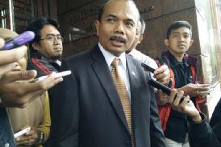 Menteri Perencanaan Pembangunan/Kepala Badan Perencana Pembangunan Nasional (Bappenas), Andrinof Chaniago.