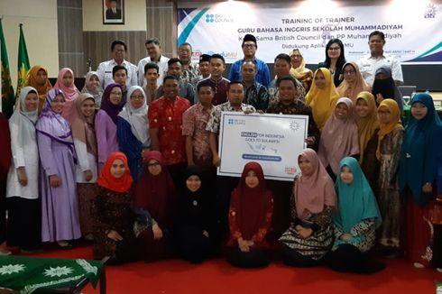 Kolaborasi British Council dan Muhammadiyah untuk Kompetensi Guru