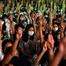 Demonstrasi Besar di Thailand, 30.000 Orang Turun ke Jalan