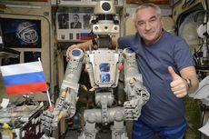 Rusia: Robot Tidak Bisa Gantikan Astronot di Luar Angkasa