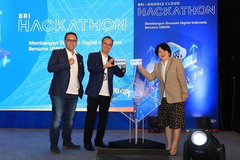 Dorong Kolaborasi Penggiat Teknologi, BRI Gandeng Google Gelar Hackathon