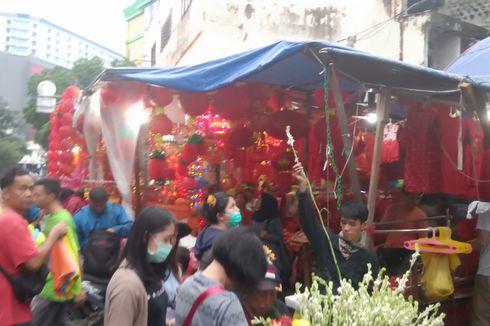 Cuan Perayaan Imlek, Omzet Pedagang Glodok Naik 3 Kali Lipat