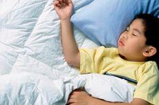 Apakah Si Kecil Kurang Tidur?