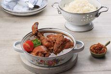 Resep Semur Ayam Jamur, Ide Makan Siang yang Manis