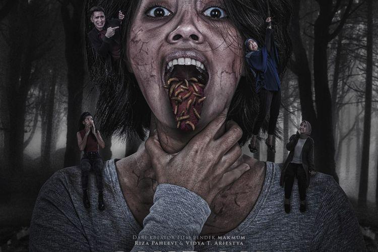 Poster film Ghibah terbaru dok. Dee Company