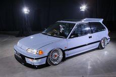 Modifikasi Honda Civic Nouva 1990, Mobil yang Tak Lekang Waktu