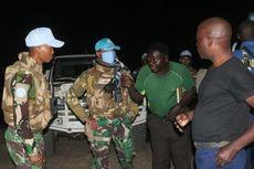 Pendeta Asal Tanah Jawa Pimpin Ibadah Pasukan PBB di Afrika Tengah