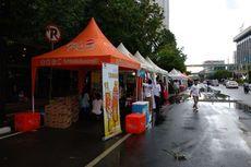 Parkir di Jalan Alternatif pada Malam Tahun Baru, Siap-siap Diderek dan Denda Rp 500.000
