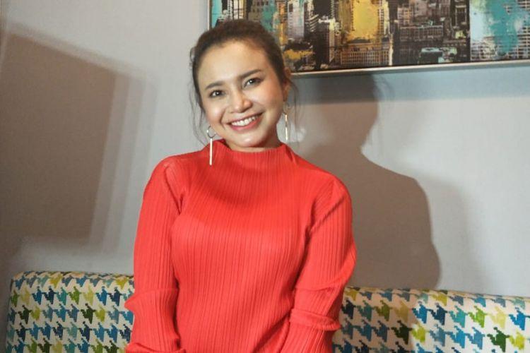 Rossa ditemui di kawasan Cikajang, Jakarta Selatan, Kamis (7/2/2019).