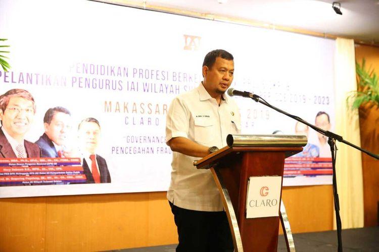 Pejabat (Pj) Walikota Makassar, Iqbal Suhaeb