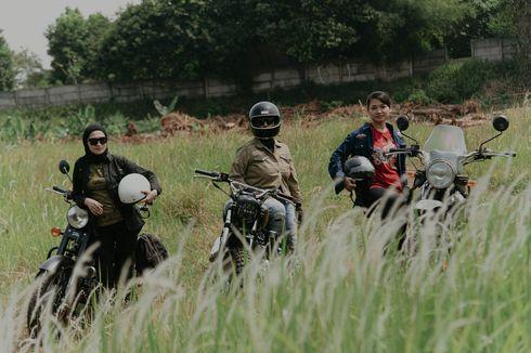 Hai Wanita, Yuk Tampil Kece dan Memukau di Atas Sepeda Motor...