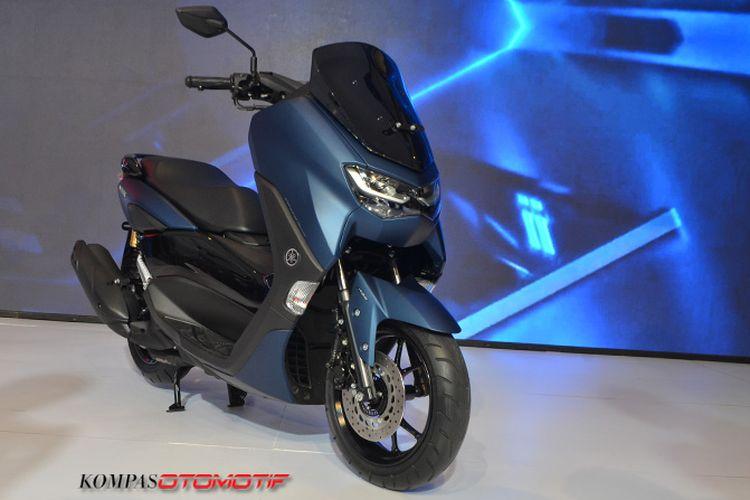Estimasi Harga Yamaha Nmax Terbaru