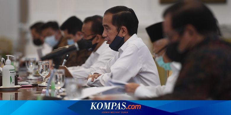 Sejumlah Respons terhadap Kejengkelan Presiden Jokowi