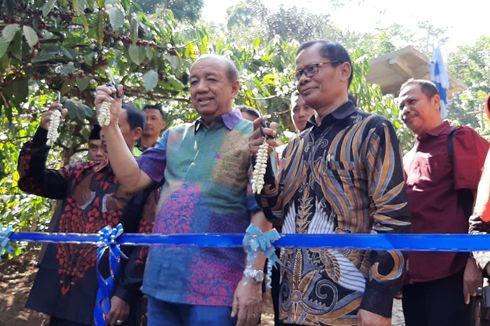 Dukung Petani Kopi, BCA Resmikan Dusun Kopi Sirap di Semarang