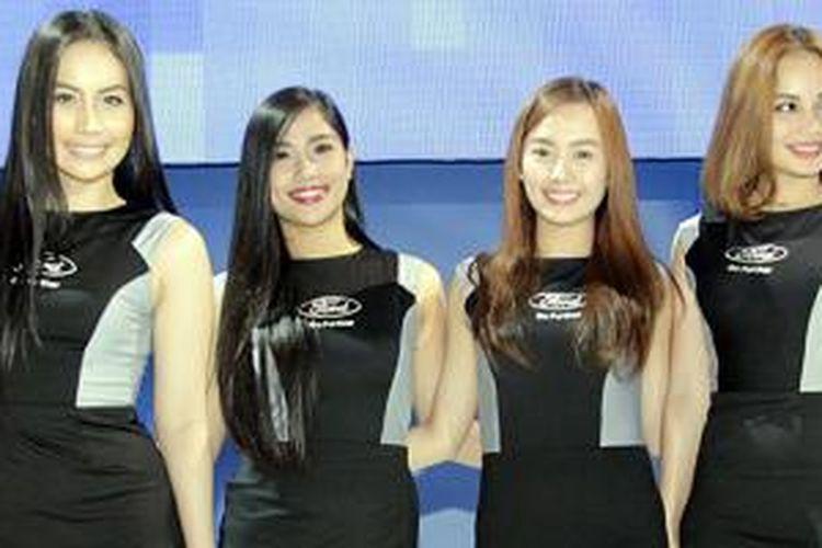 Soal kecantikan, wanita Filipina tak mau kalah dengan negara Asia Tenggara lainnya.