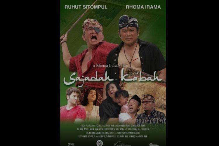 Poster Film Sajadah Kabah.