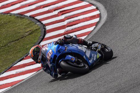 Bocor, Alex Rins Sebut Suzuki Bakal Pakai Holeshot Tiru Ducati