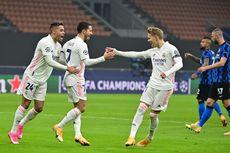 Babak I Inter Vs Madrid - Vidal Kartu Merah Kala Timnya Kalah