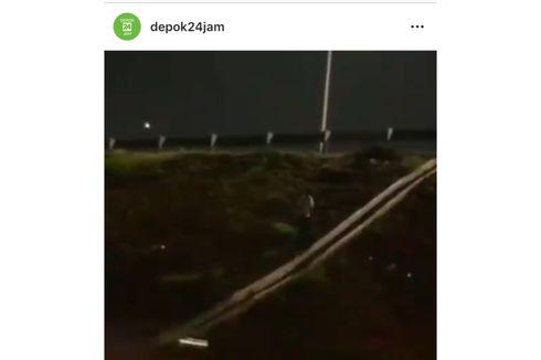 Viral, Remaja Lempari Batu ke Mobil yang Melintas di Tol Desari