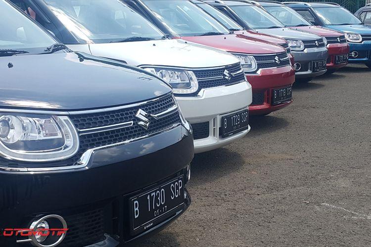 Suzuki Ignis media test drive