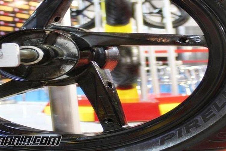 Ban Pirelli resmi masuk Indonesia