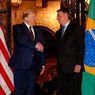 Pesan Bolsonaro untuk Trump, Teman Dekatnya: Ia Bukan Orang Terpenting di Dunia
