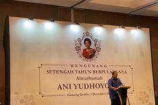 Alasan SBY Pilih Lagu Seruling di Lembah Sunyi untuk Ani Yudhoyono