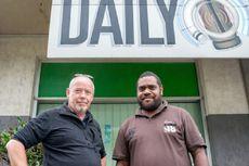 Beritakan soal China, Pimpinan Koran Ini Dilarang Pulang ke Vanuatu