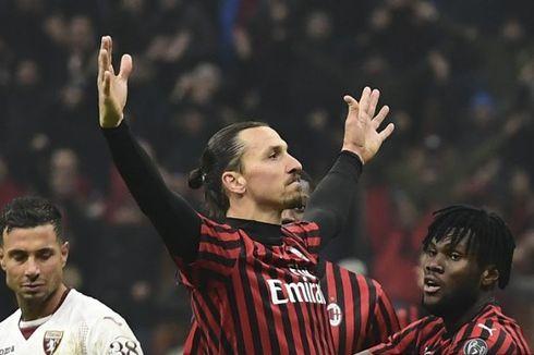 Inter vs Milan, Laga Balas Dendam Ibrahimovic